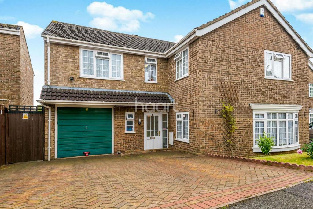 5 Bedrooms Detached House for sale in Paddocks Way, Little Billing, Northampton