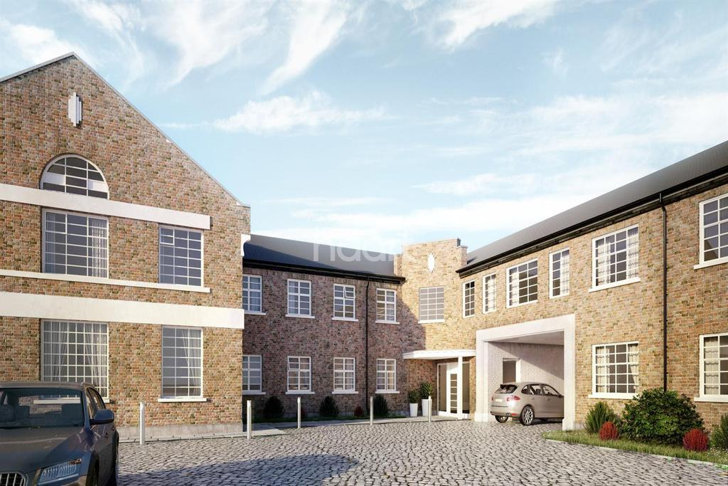 2 Bedrooms Flat for sale in Flat 18 Ealing Mews