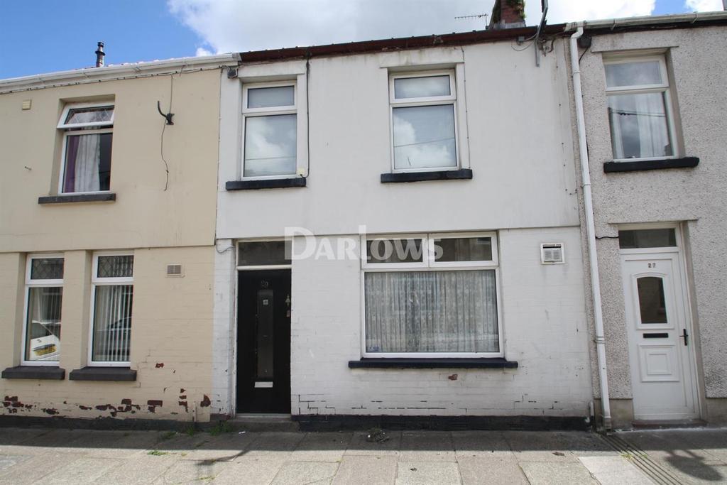 2 Bedrooms Terraced House for sale in Curre Street, Cwm, Ebbw Vale, Blaenau Gwent