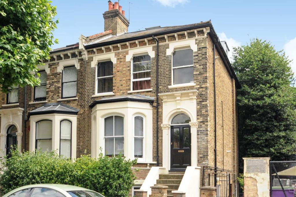 2 Bedrooms Flat for sale in Mall Road, Hammersmith, W6