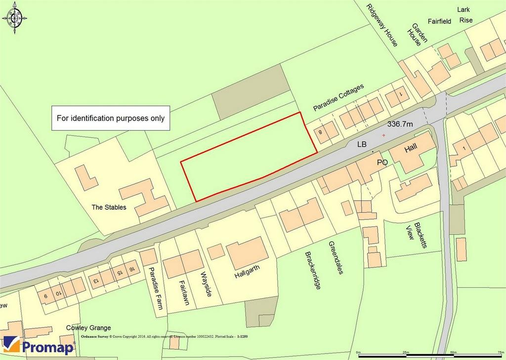 Land Commercial for sale in Residential Building Plots at Woodland, Woodland, Bishop Auckland, Durham