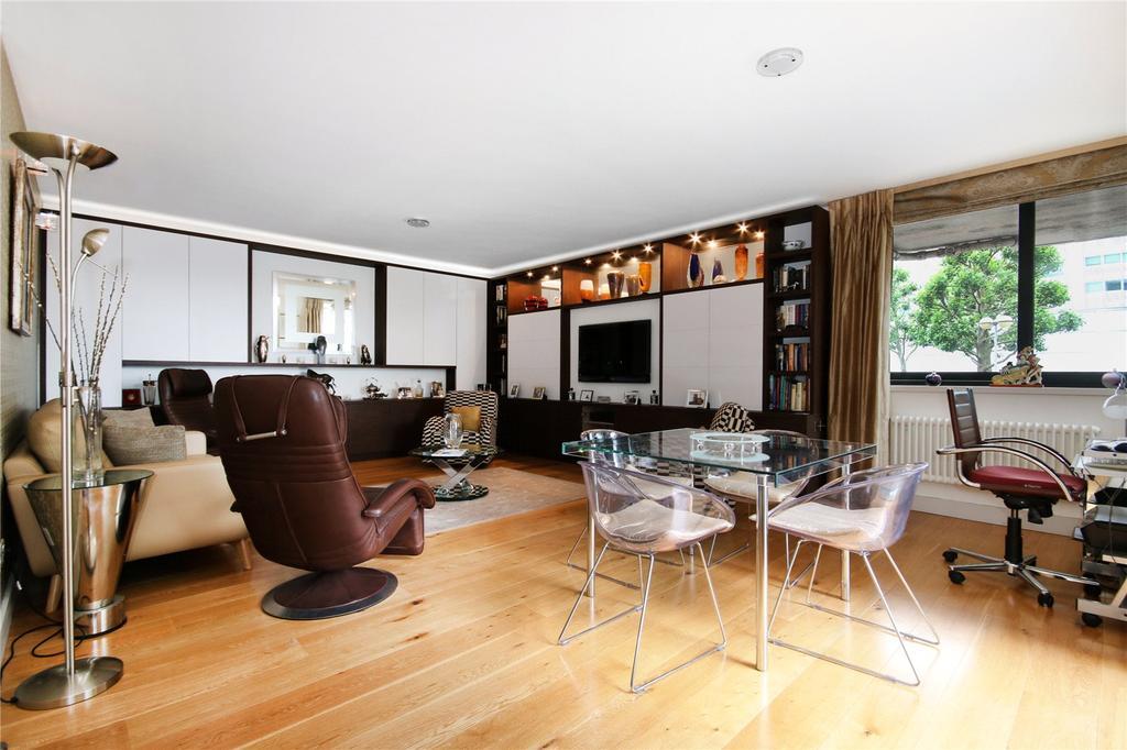 2 Bedrooms Flat for sale in Waterside Point, 2 Anhalt Road, Battersea, London