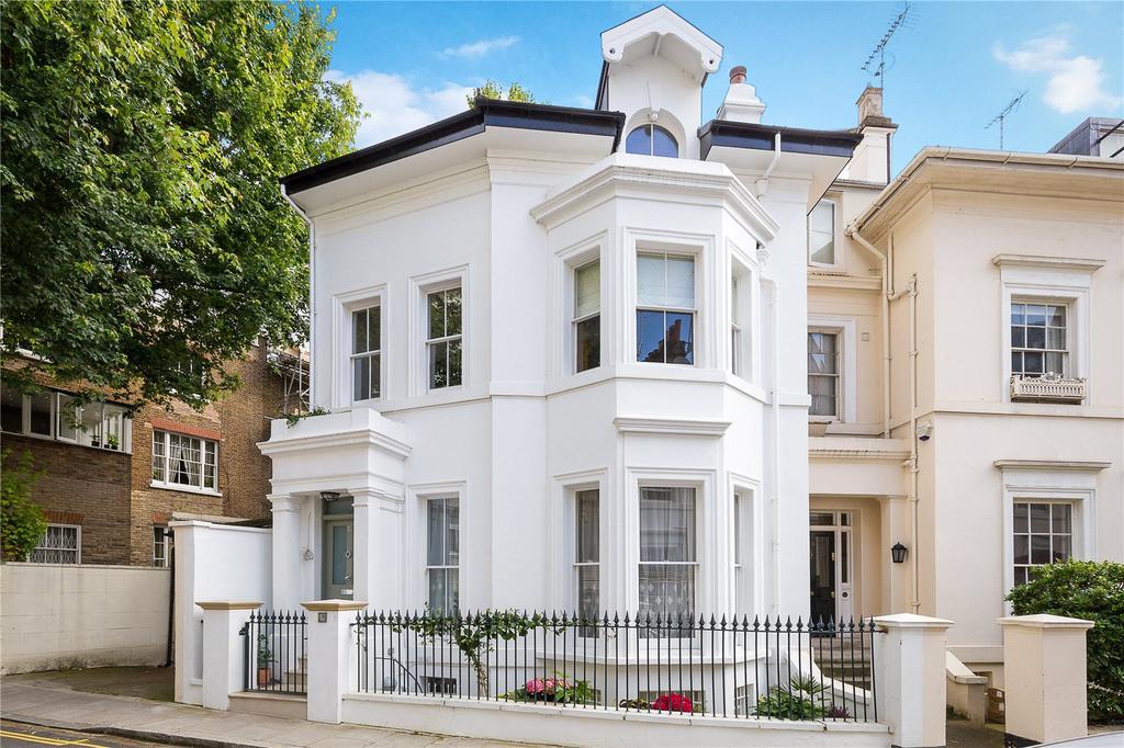 3 Bedrooms House for sale in Cambridge Place, Kensington, London