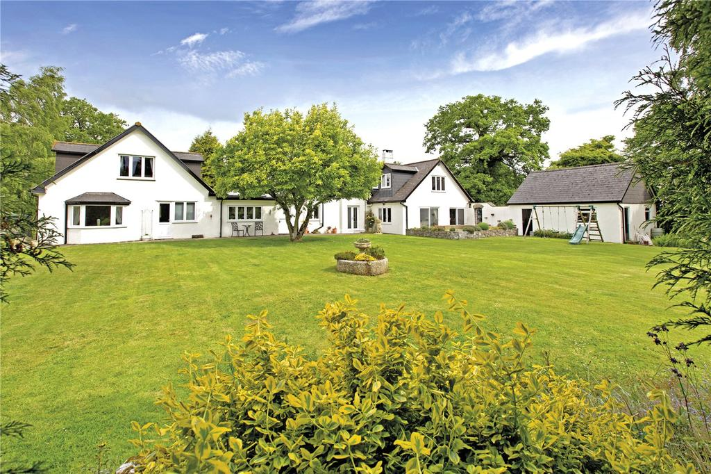 6 Bedrooms Detached House for sale in Teigngrace, Newton Abbot, Devon, TQ12