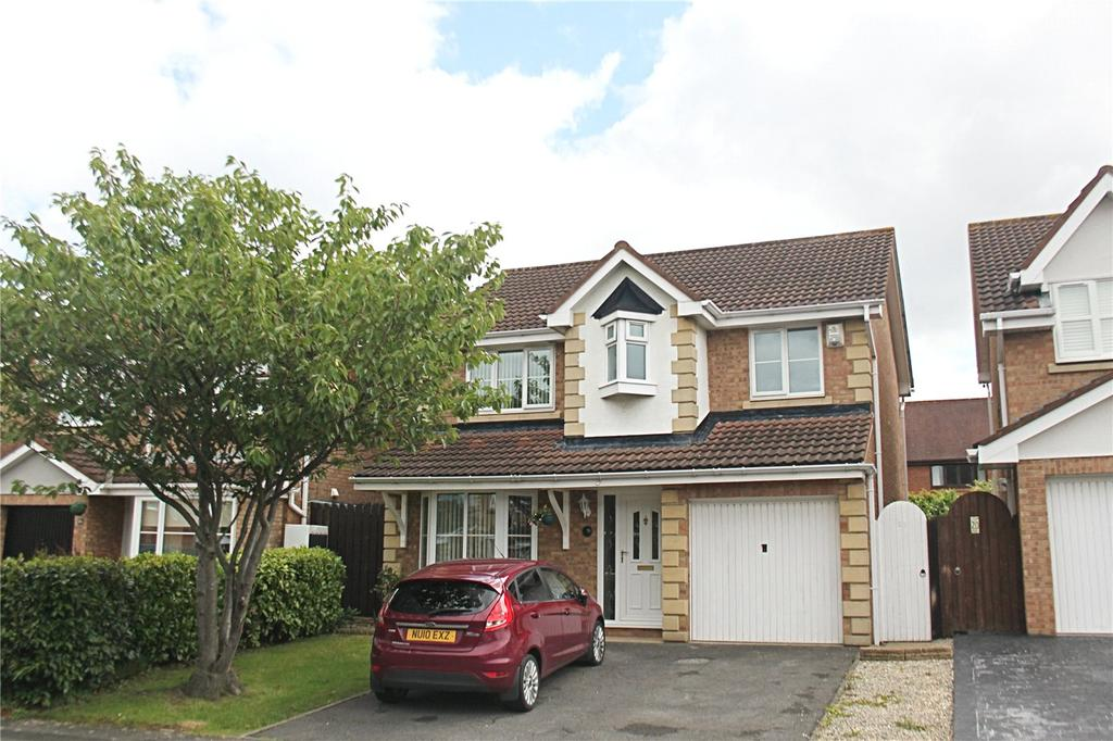 4 Bedrooms Detached House for sale in Branklyn Gardens, Ingleby Barwick
