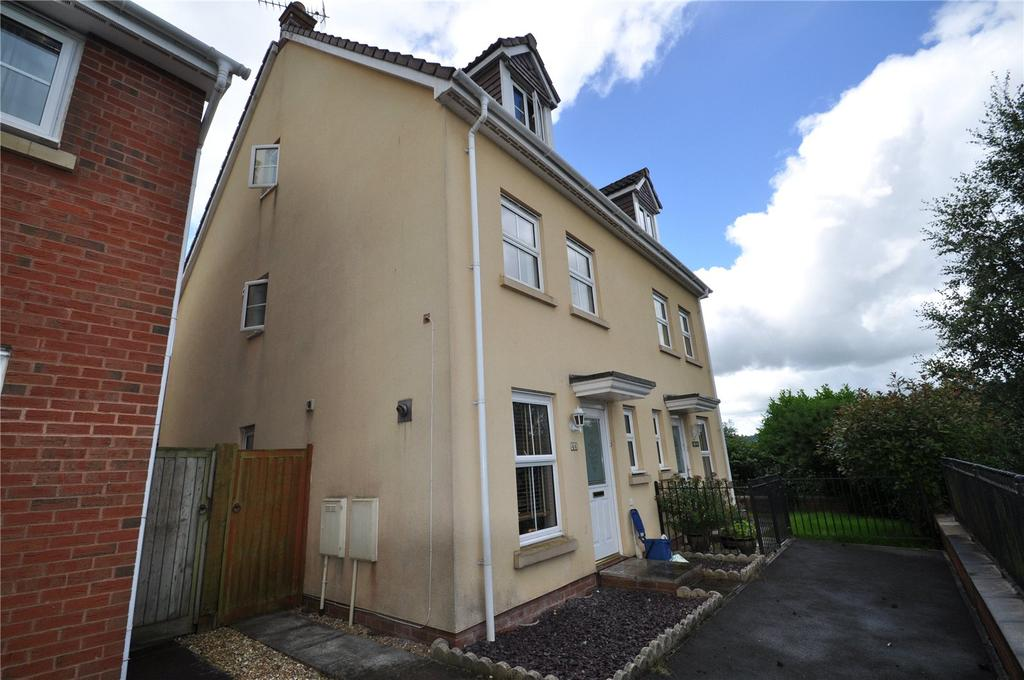 3 Bedrooms House for sale in Oakfields, Tiverton, Devon, EX16