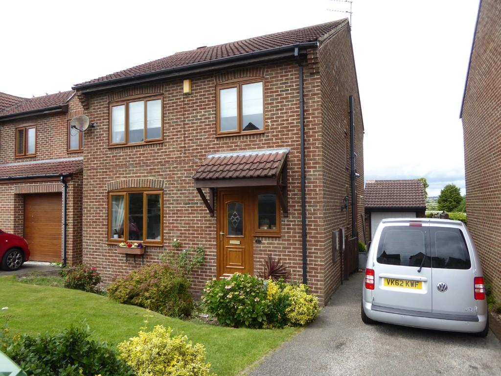 4 Bedrooms Detached House for sale in Caledonia Court, Kirkhamgate