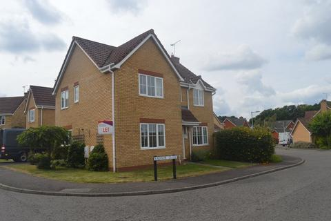 4 bedroom detached house to rent - Radnor Close, Bury St Edmunds