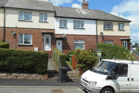 3 bedroom terraced house to rent - Barley Mount, Exeter