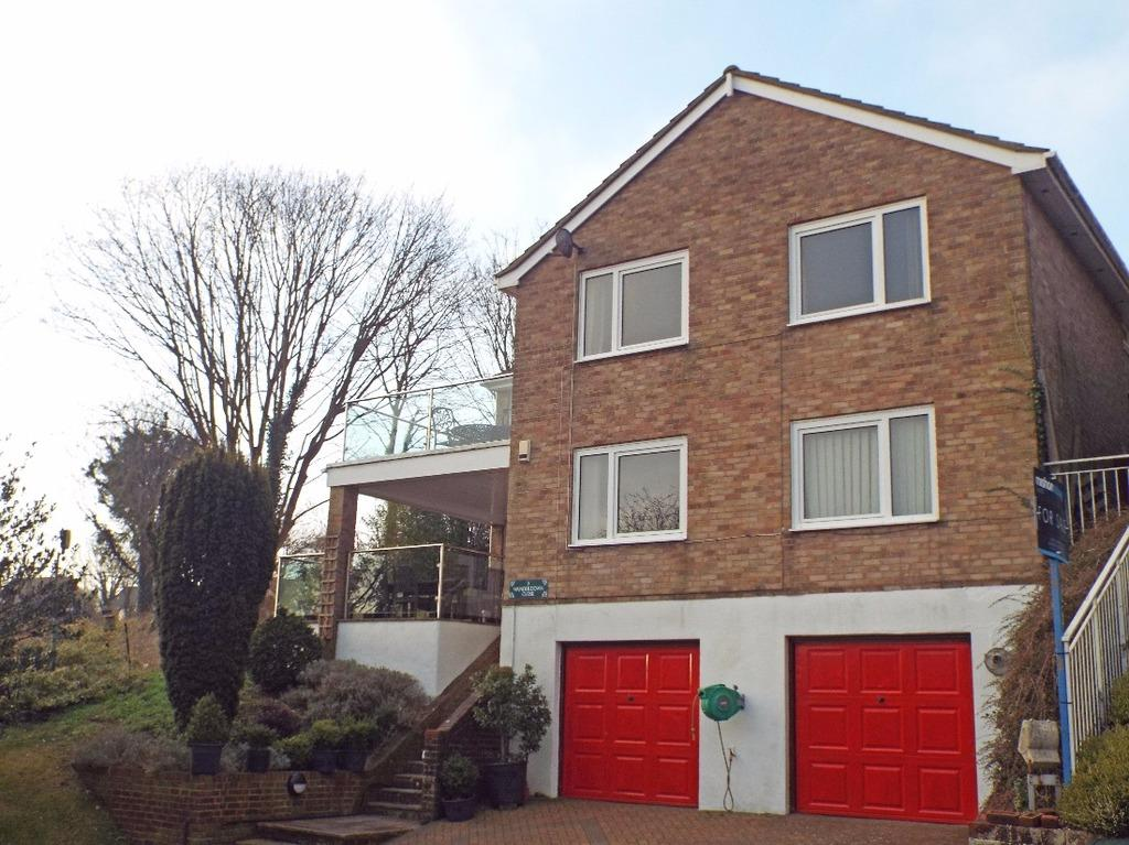 4 Bedrooms Detached House for sale in Wanderdown Close Ovingdean East Sussex BN2