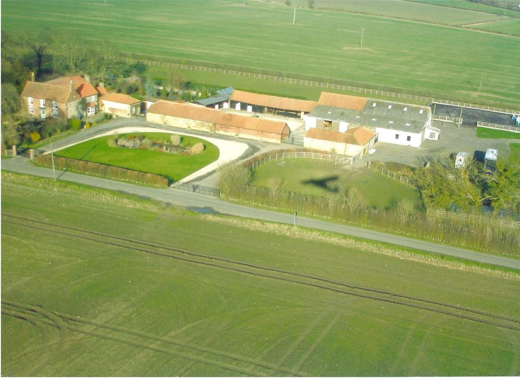 6 Bedrooms Equestrian Facility Character Property for sale in Hall Farm, Snarford, Market Rasen, Lincolnshire, LN8