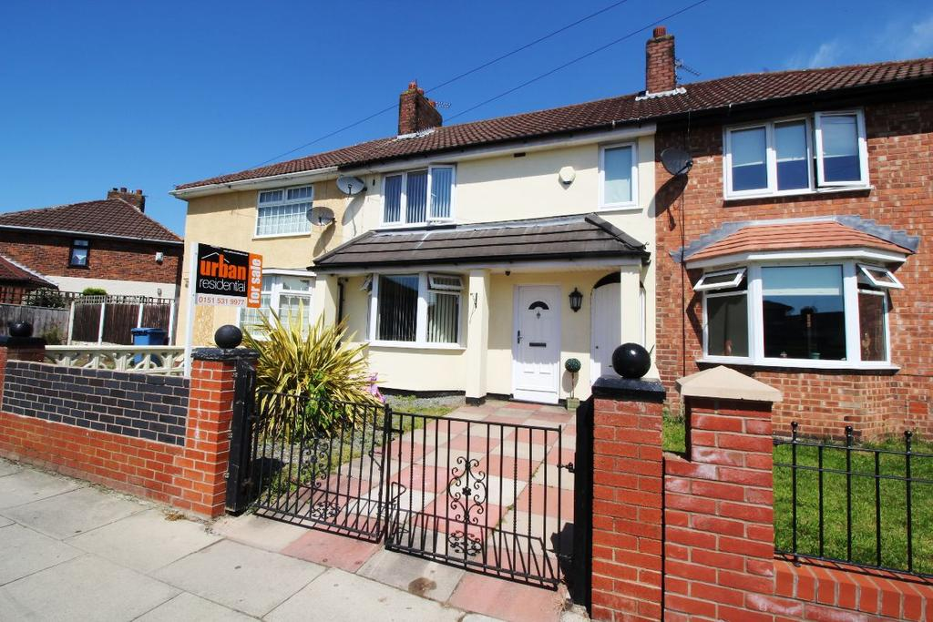 3 Bedrooms Terraced House for sale in Drake Road