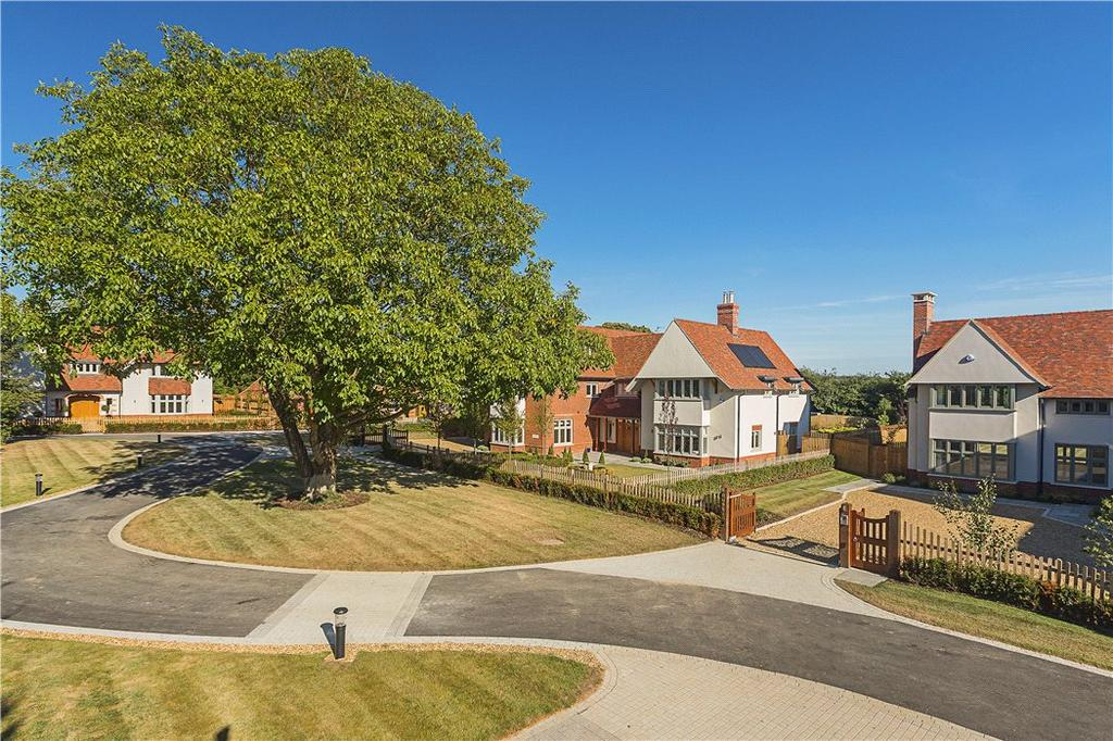 5 Bedrooms Detached House for sale in Rose Lane, Great Chesterford, Saffron Walden, Essex/Cambs Border, CB10