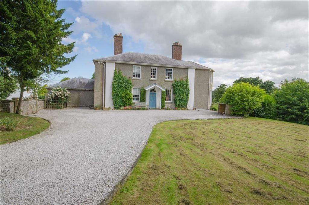 4 Bedrooms Detached House for sale in Upper Downing Road, Whitford, Holywell