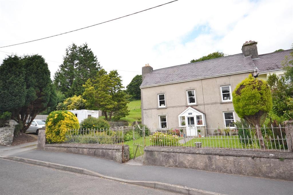 6 Bedrooms Semi Detached House for sale in Llansteffan, Carmarthen