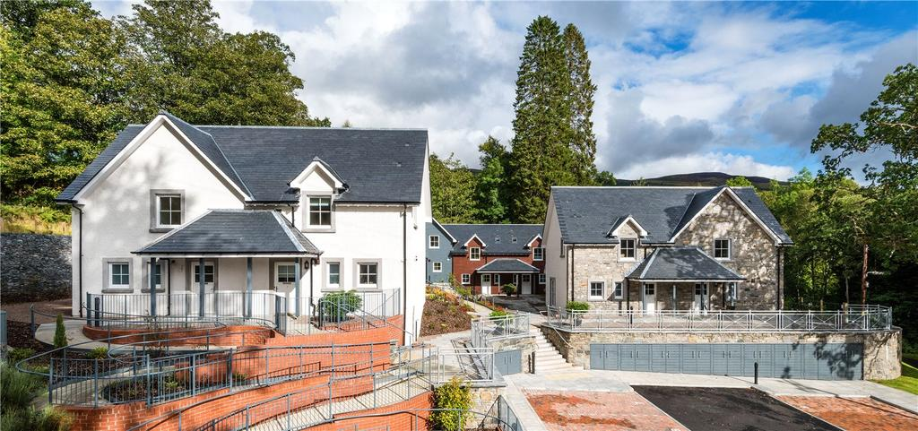 2 Bedrooms House for sale in House Style - Fingal, Highland Park, Lochay Road, Killin, Perthshire, FK21