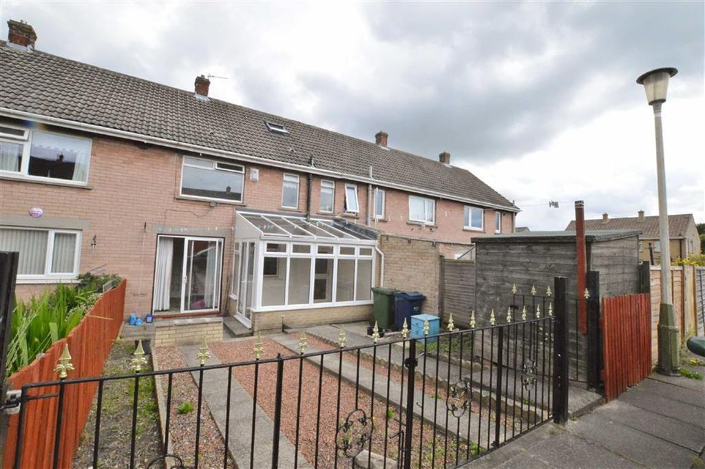 3 Bedrooms Terraced House for sale in Buttermere Crescent, Winlaton