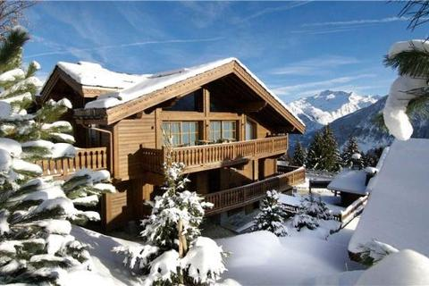 6 bedroom house  - Courchevel 1850, French Alps