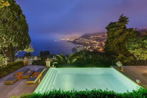 8 bedroom house  - Cap Martin, French Riviera