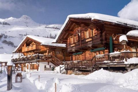 9 bedroom house  - Chalet Merles and Amelia, Verbier, Valais, Switzerland