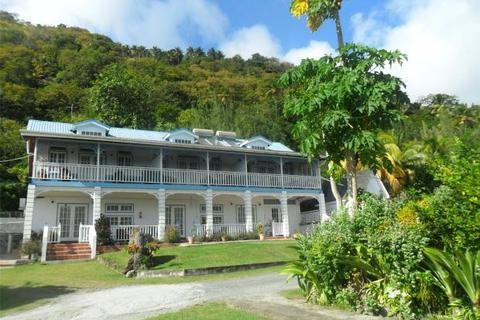 17 bedroom house  - La Haut, Soufriere, St. Lucia