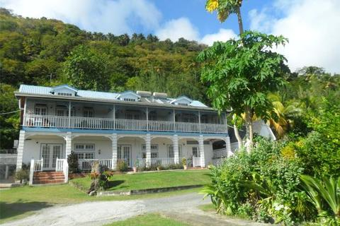17 bedroom house  - La Haut, Soufriere, St. Lucia