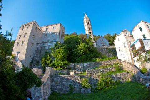 House  - Palace Zmajevic, Perast, Kotor Bay