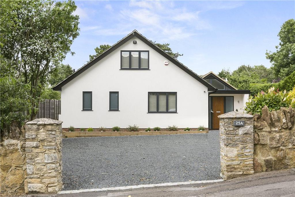 4 Bedrooms Detached House for sale in Tangier Road, Guildford, Surrey, GU1