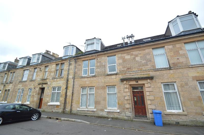 2 Bedrooms Flat for sale in Winton Street, Ardrossan, North Ayrshire, KA22 8JF
