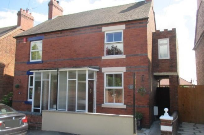 2 Bedrooms Semi Detached House for sale in 20 School Street, St Georges, Telford, Shropshire, TF2 9LD