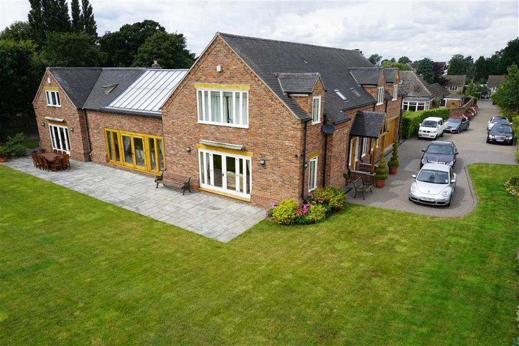 5 Bedrooms Detached House for sale in Middlefield Road, Cossington, Leicestershire