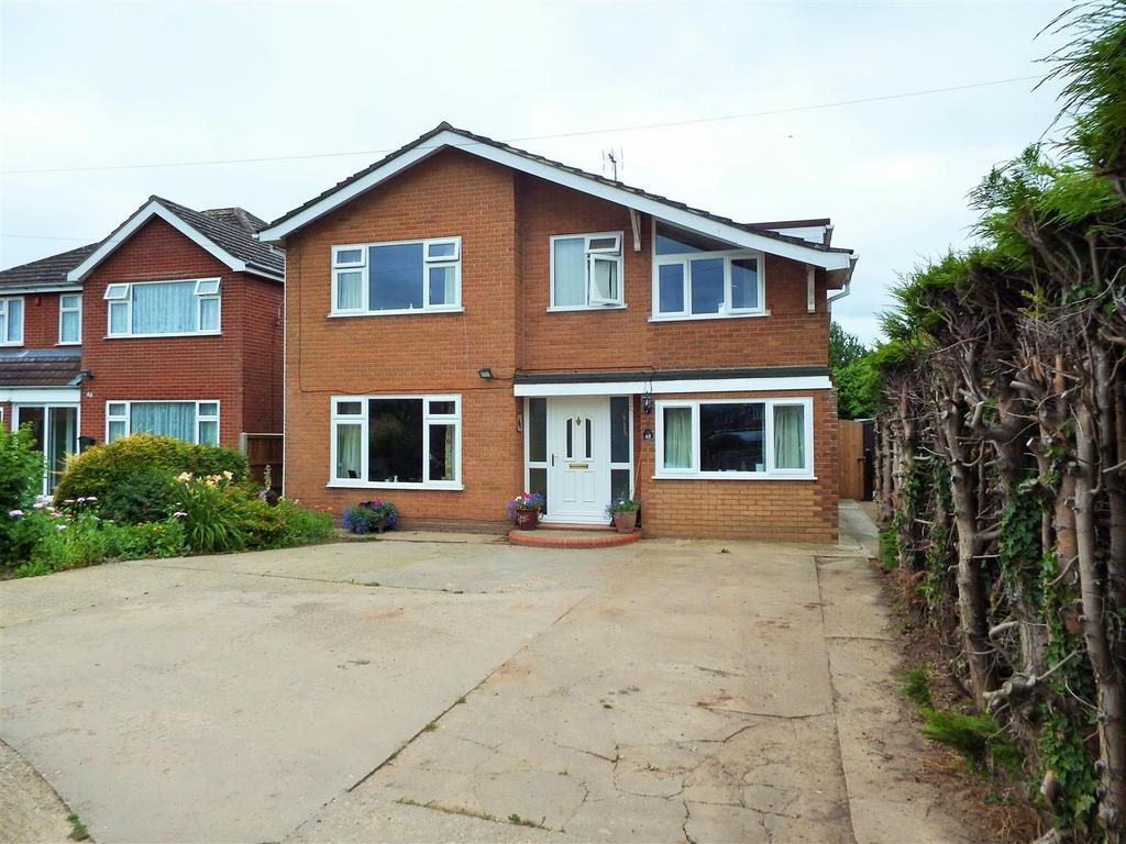 5 Bedrooms Detached House for sale in Towndam Lane, Donington