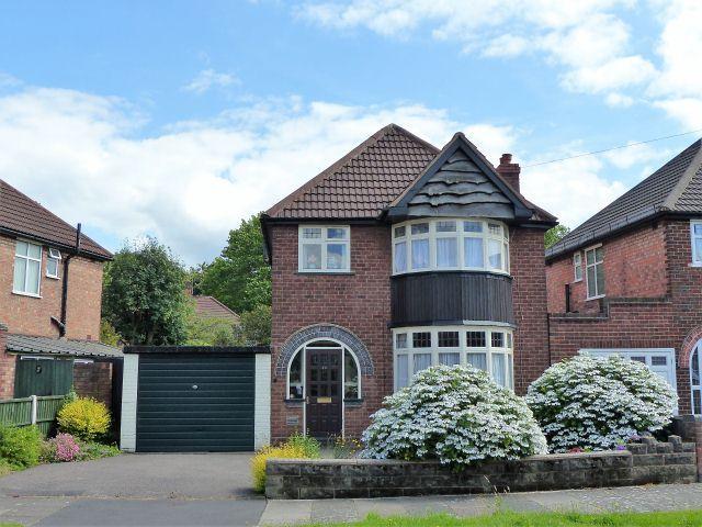 3 Bedrooms Link Detached House for sale in Allman Road,Erdington,Birmingham