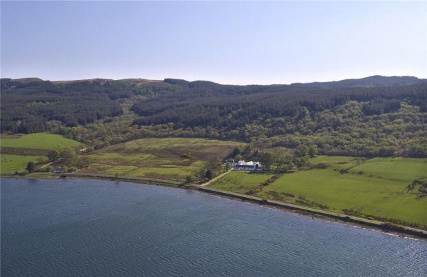 3 Bedrooms Land Commercial for sale in Lot 1 - Rhubodach Estate, Rothesay, Isle Of Bute