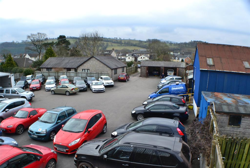 Plot Commercial for sale in Free Street, Brecon, Powys