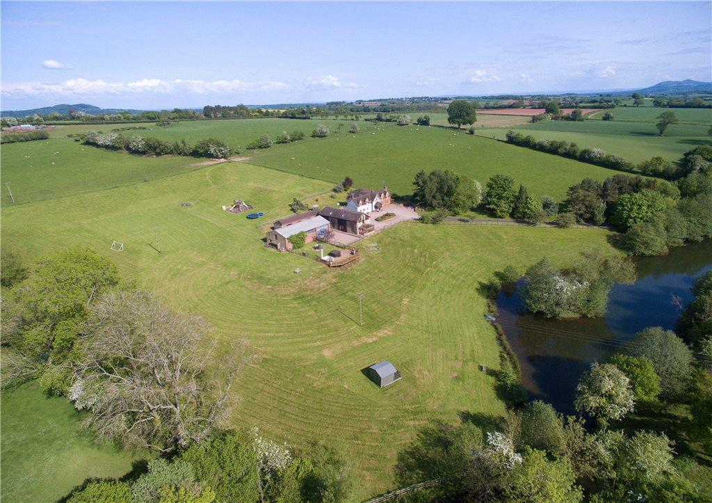 5 Bedrooms Detached House for sale in Church Lane, Upper Sapey, Worcestershire, WR6