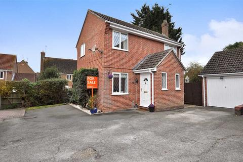 3 bedroom detached house for sale - Golding Thoroughfare, Chelmer Village