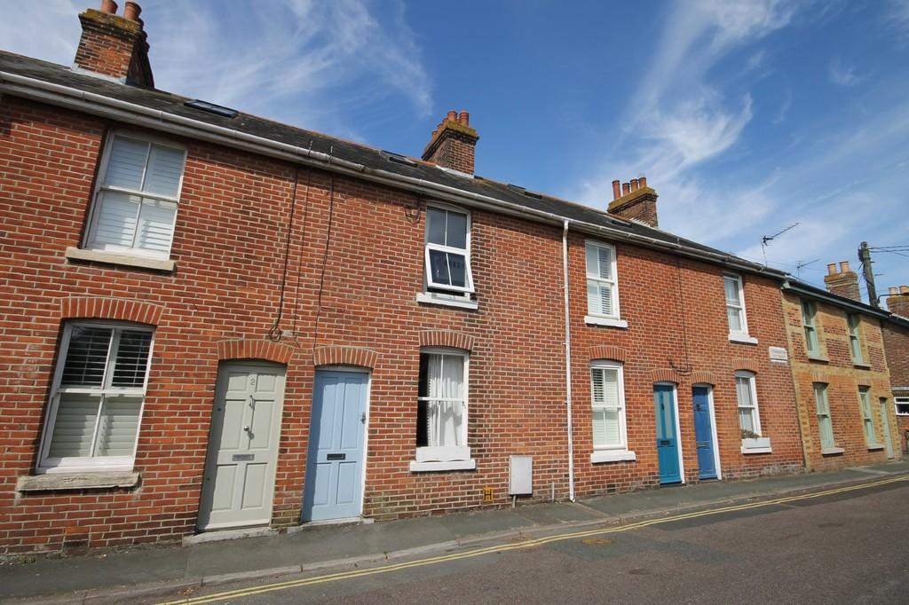 2 Bedrooms Terraced House for sale in Yarmouth, Isle of Wight