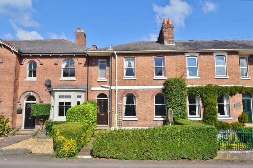 3 Bedrooms Terraced House for sale in Talbot Street, Rugeley