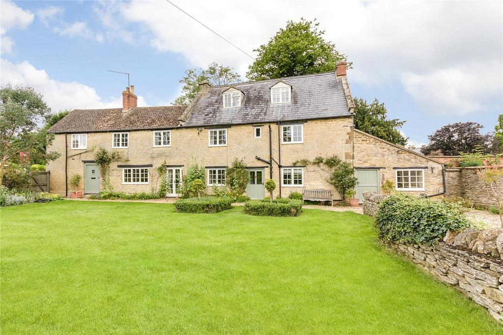 6 Bedrooms Detached House for sale in Old Lane, Farthinghoe, Brackley