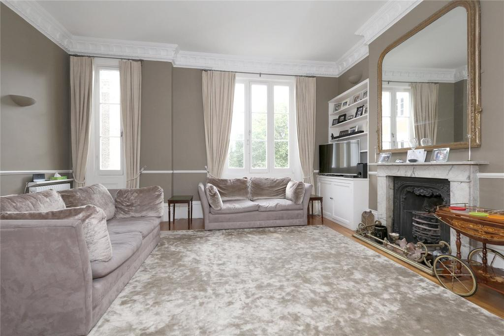 5 Bedrooms Terraced House for rent in Lonsdale Square, Barnsbury, Islington, London, N1