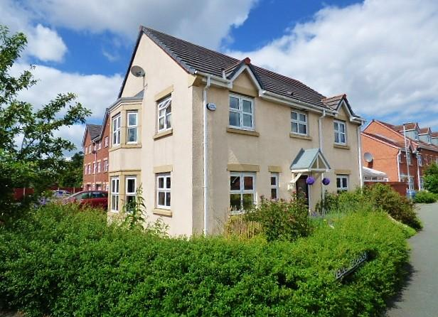 4 Bedrooms Detached House for sale in Lavender Gardens, Saxon Park, Warrington