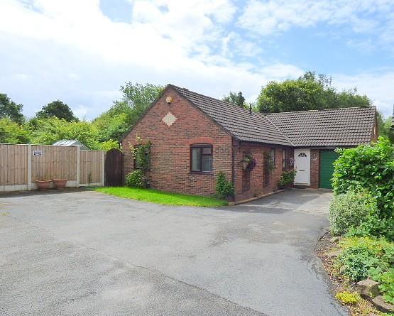 3 Bedrooms Detached Bungalow for sale in Rockingham Close, Gorse Covert, Warrington