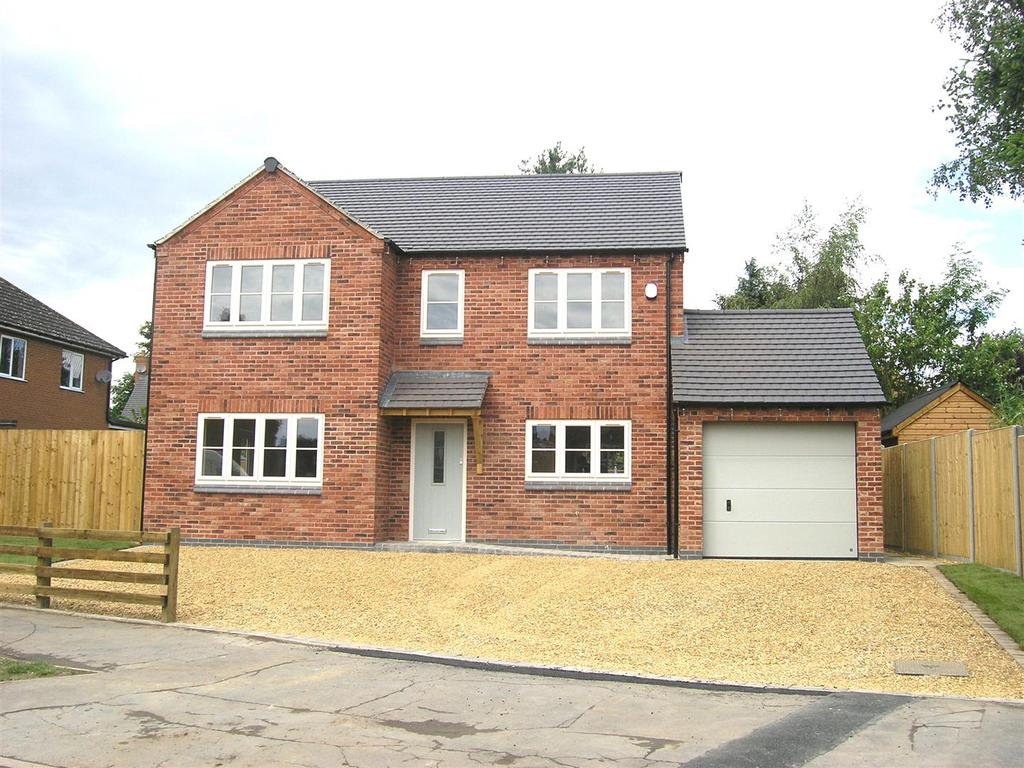 4 Bedrooms Detached House for sale in Forresters Road, Burbage, Hinckley