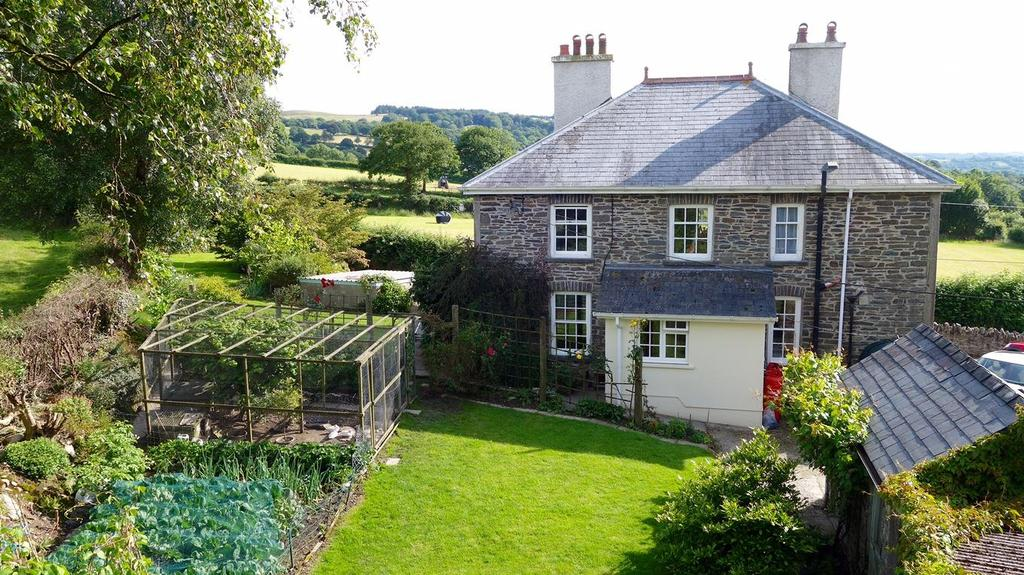 4 Bedrooms Detached House for sale in Cellan, Lampeter