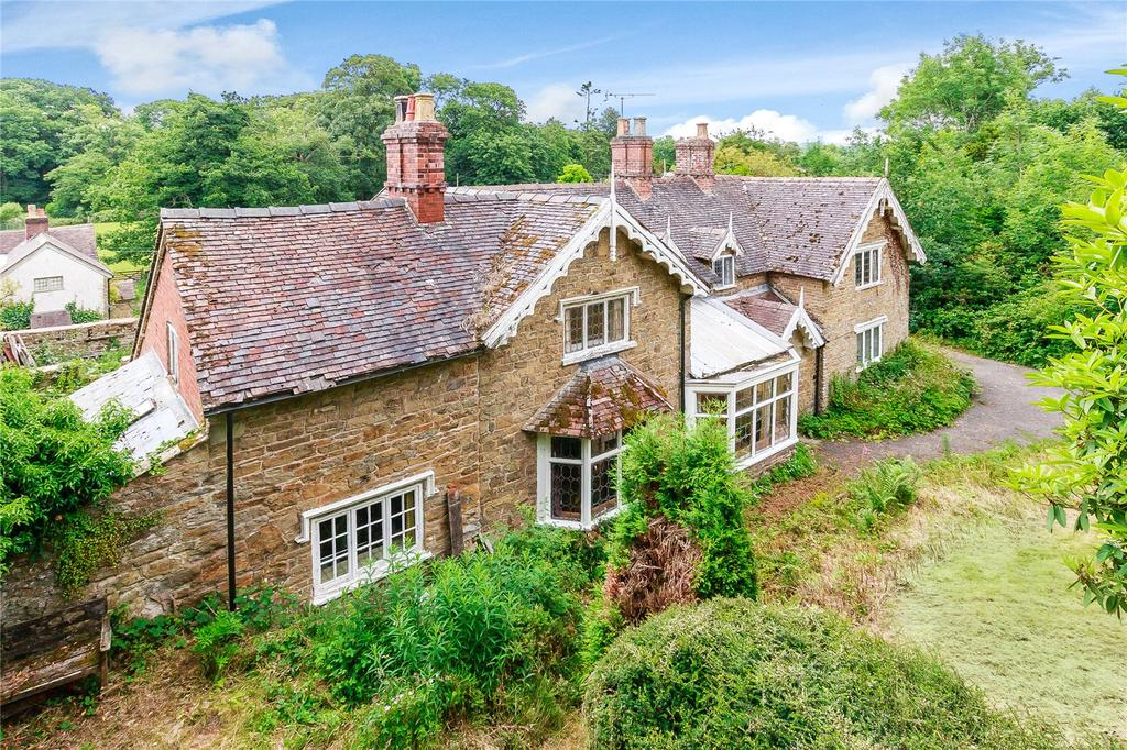 5 Bedrooms Detached House for sale in Acton Scott, Church Stretton, Shropshire