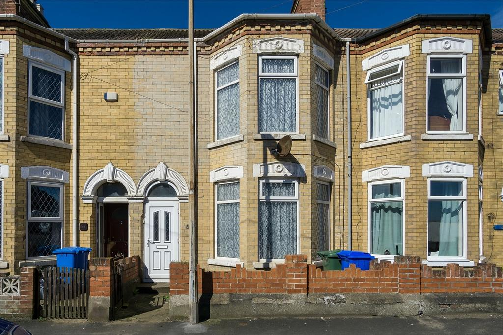 3 Bedrooms Terraced House for sale in Bannister Street, WITHERNSEA, East Riding of Yorkshire