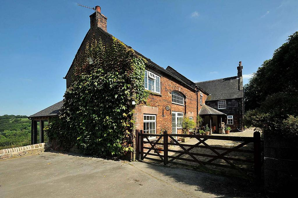 4 Bedrooms Farm House Character Property for sale in Rushton Spencer, Macclesfield
