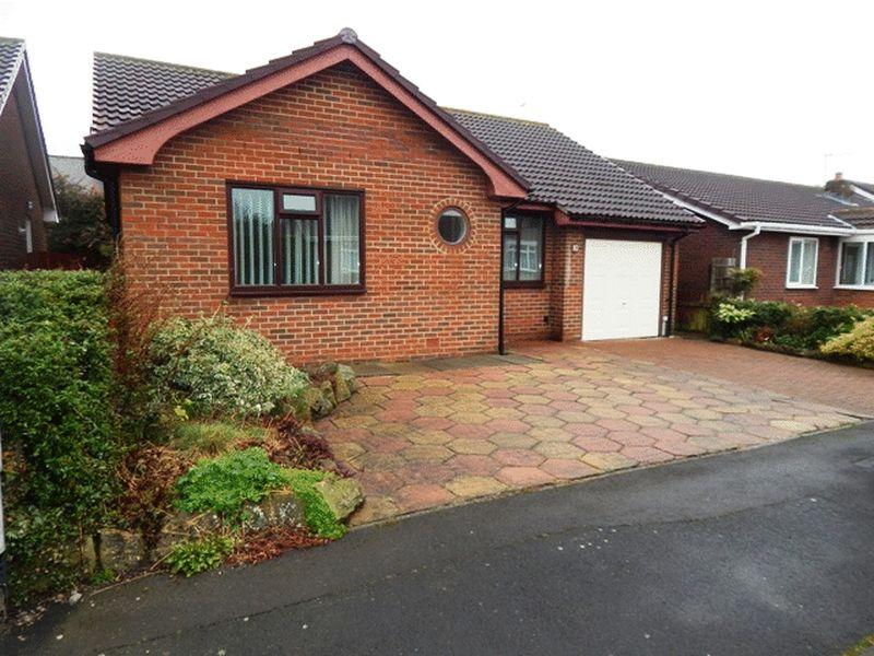 2 Bedrooms Bungalow for sale in Park Farm Villas, Blyth