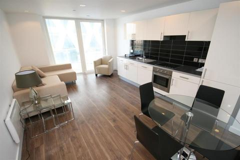 2 bedroom flat to rent - NumberOne, MediaCity UK, Salford Quays, Greater Manchester, M50
